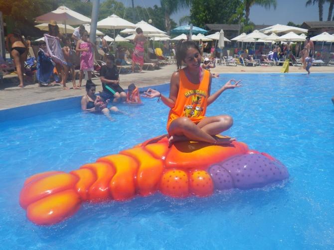 FInding my inner lobster