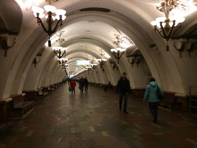 Amazing metro stations