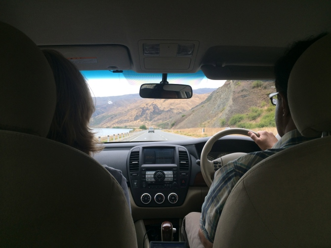 Manjunath family road trip