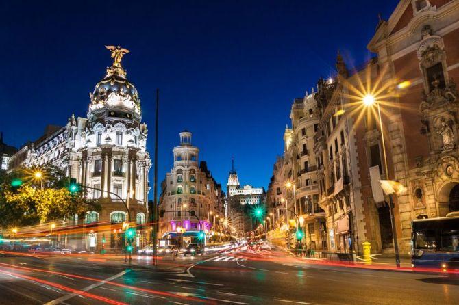 Ahhhhhhh, Madrid!