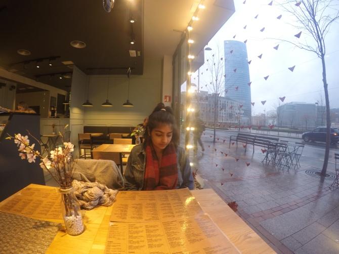 CUTEST café ever