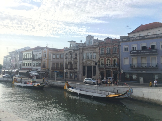 Welcome to Aveiro