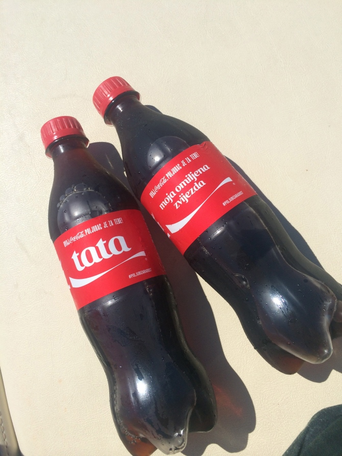 The closest we could find to our names…