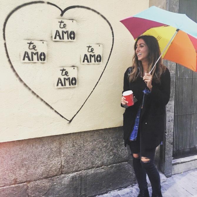 Te amo, indeed.