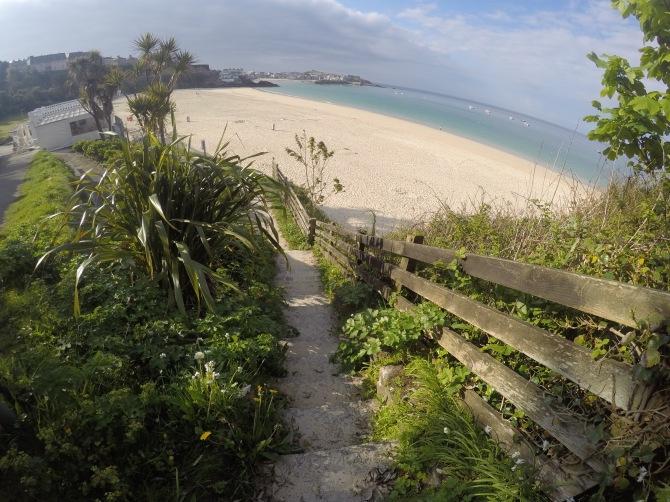 Stairway to (beach) heaven