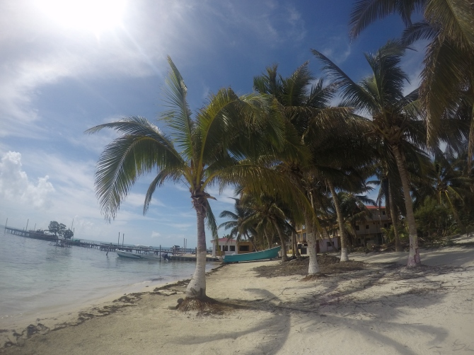 The best place with the best people. THANKS, CAYE CAULKER!