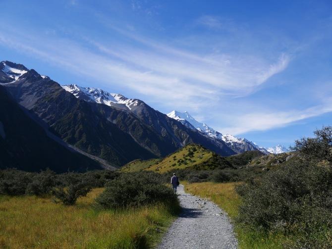 Bye bye Mt. Cook!